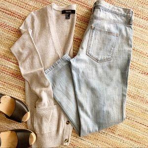 LOFT | Boyfriend Jeans